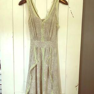 Rebecca Taylor silk dress size 0